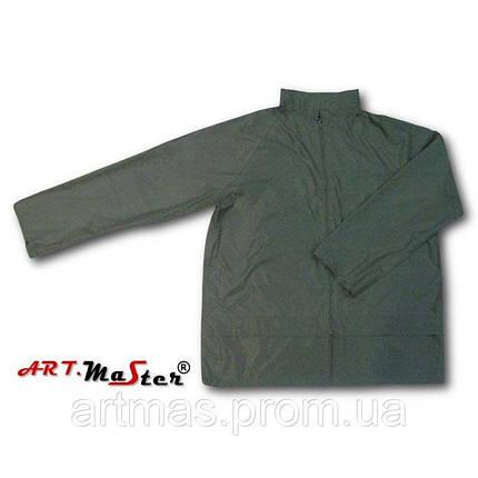 Дождезащитная куртка ARTMAS зеленого цвета KTN zielona, фото 2