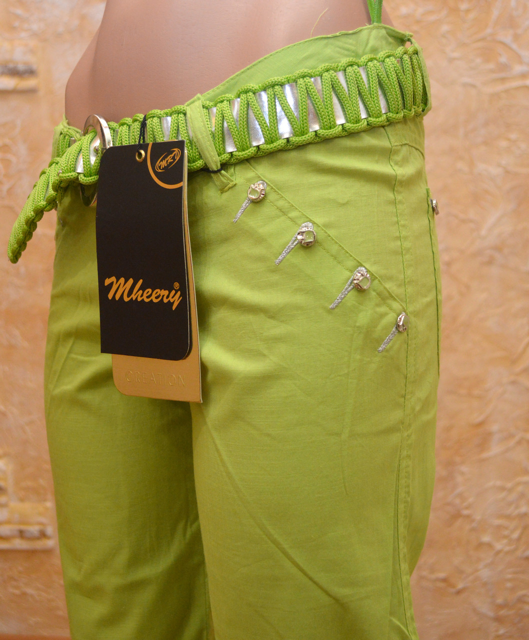 Женские брюки лето 16