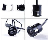 Камера заднего вида на авто Car Rear View Camera 7225B, видеокамера для парковки, доставка по Киеву и Украине