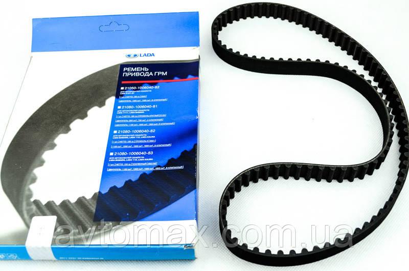 Ремень ГРМ 2108 (профиль зуба круглый) (111 зубьев 8 кл) АвтоВАЗ
