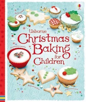 Книга Christmas Baking for Children
