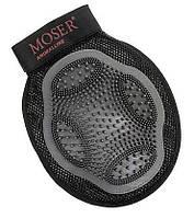 Перчатка-щетка MOSER для собак с короткой шерстью (2999-7375)