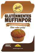 Суміш для мафінів без глютену 0,5 кг/упаковка