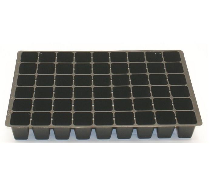 Кассеты для рассады на 54 ячейки по 76 мл. (DP45/54)