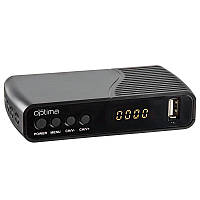 T2 Тюнер (ресивер DVB-T2) Optima T-701