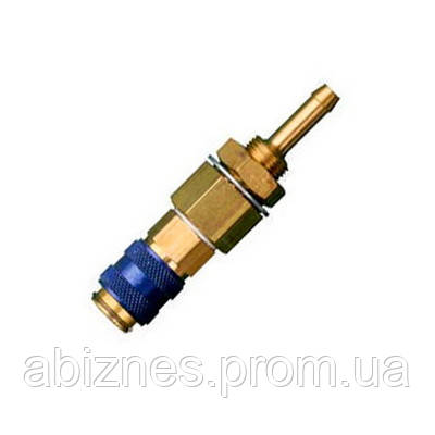 Быстросъёмное соединение NW5 синяя маркировка ниппель D6,5 мм