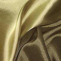 Атлас стрейч хамелеон зелено-золотой ш.150 ( 10118.002 )