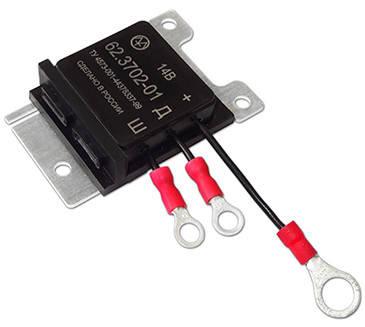 Интегральный регулятор напряжения 62.3702-01, фото 2