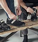 Летний дышащий ботинок S1P ESD SRC SPORT CRUX BLACK Wurth, фото 6