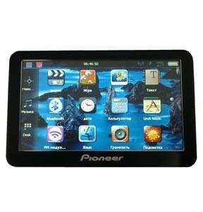 GPS-навигатор Pioneer 7009 256 МБ 8 ГБ