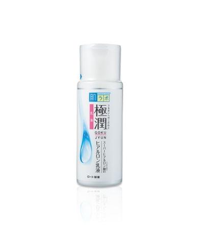 Гиалуроновое молочко-эмульсия HADA LABO Gokujyun Hydrating Milk 140ml