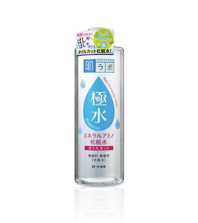 Лосьон для лица с аминокислотами HADA LABO Kiwamizu Mineral Amino Lotion 400ml