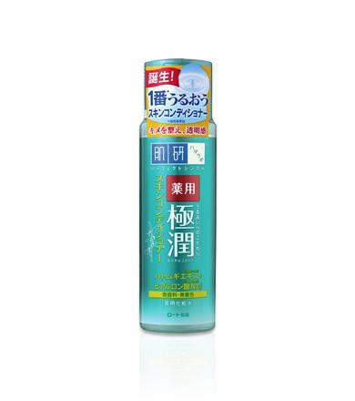 Лечебный гиалуроновый лосьон-кондиционер HADA LABO Medicated Gokujyun Skin Conditioner 170ml