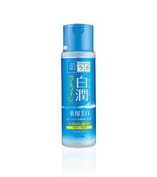 Отбеливающий лосьон с арбутином HADA LABO Shirojyun Medicated Whitening Lotion 170ml