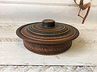 Глиняная жаровня малая 800мл, фото 1