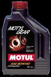 MOTUL Motylgear 80W-140 2л.