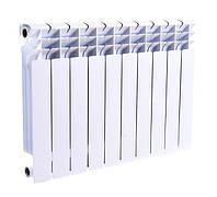 Алюминиевый радиатор отопления Integral 500/100 (4 секции)