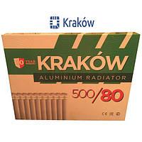 Алюминиевый радиатор отопления Krakow 500/80 (8 секций)