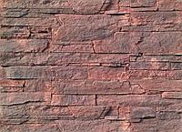 Фасадная плитка под камень Сланец бронза