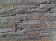 Фасадная плитка под камень Сланец графит
