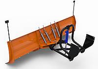 Лопата-отвал RMZ DP-2 для трактора Донг Фенг DF 244/ Донг Фенг DF 240/Фотон 404/ Фотон 504