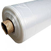 Пленка белая (прозрачная) 3x100м (90 мкм) полиэтиленовая тепличная