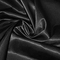 Котон атлас черный ш.145 (10123.003)