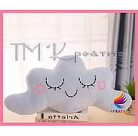 Игрушки подушки флисовые сувенирные с вашим логотипом под заказ (от 50 шт.), фото 1