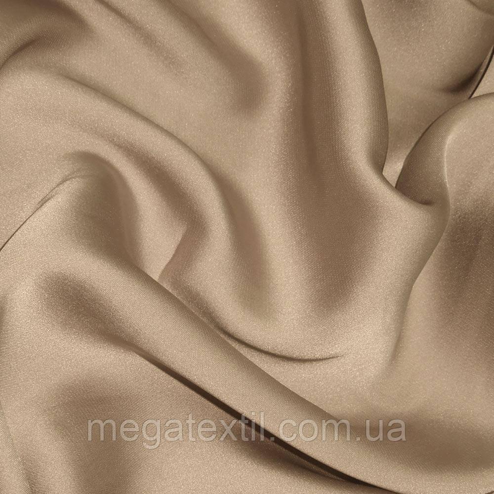 Шелк японский бежево-коричневый с розовым оттенком ш.150 (10125.015)