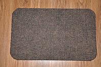 Коврик придверный Фавор 80х50см. коричневый, фото 1