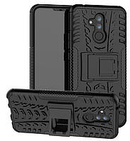 Чехол Armor для Huawei Mate 20 Lite Черный