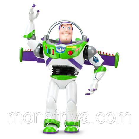 .Disney. Интерактивная игрушка- Говорящий Базз Лайтер