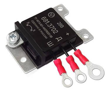 Интегральный регулятор напряжения 681.3702 с посезонной регулировкой напряжения, фото 2