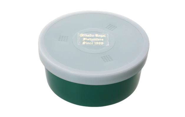 Бокс Mikado пластиковый для наживки UABM-040