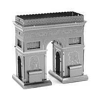 Конструктор 3D металлический Триумфальная арка Сборная модель