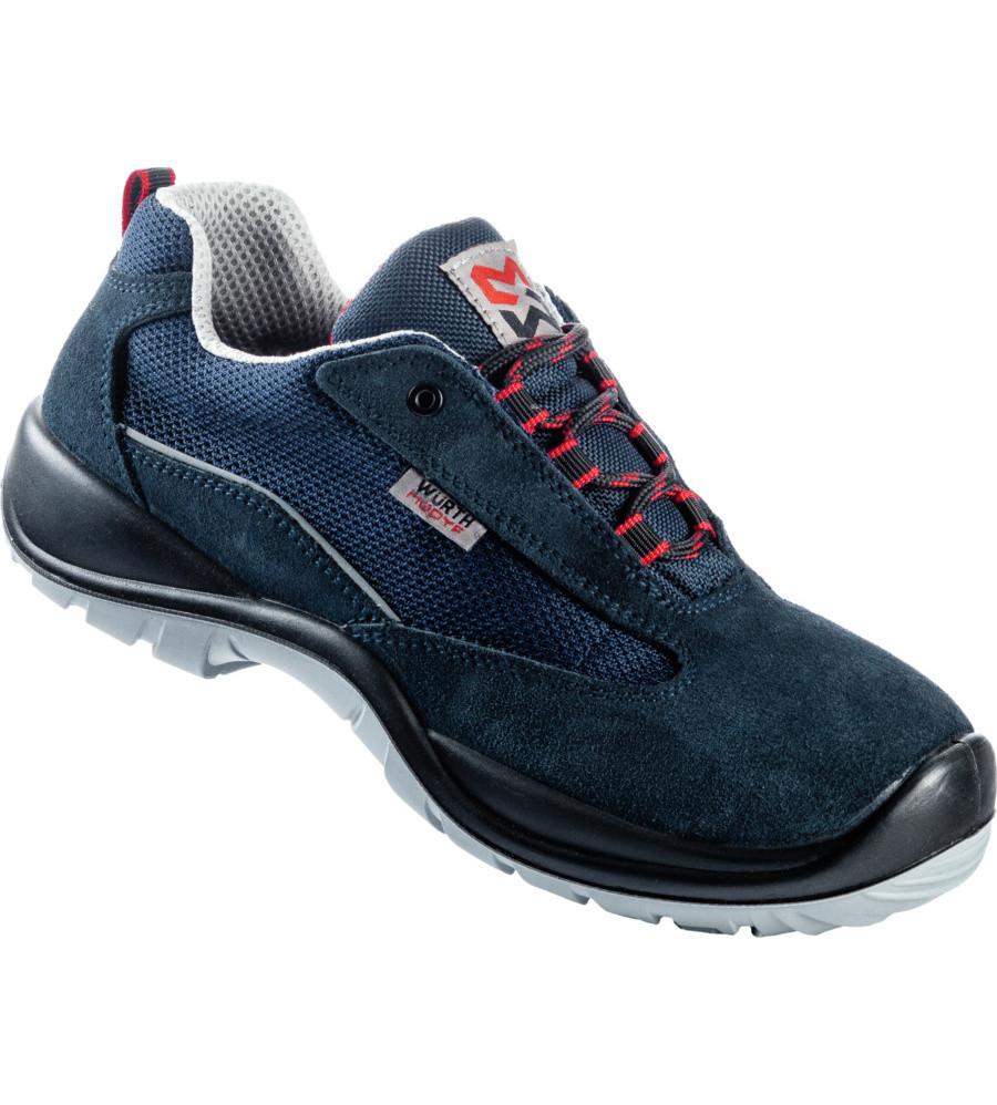 """Ботинки """"Light Blue"""" замшевые Wurth"""