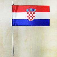 "Флажок ""Хорватия"" | Флажки Европы |"