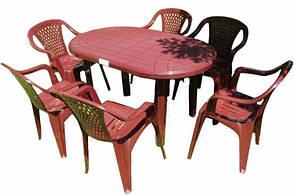 Садові меблі PLASTIC GARDEN