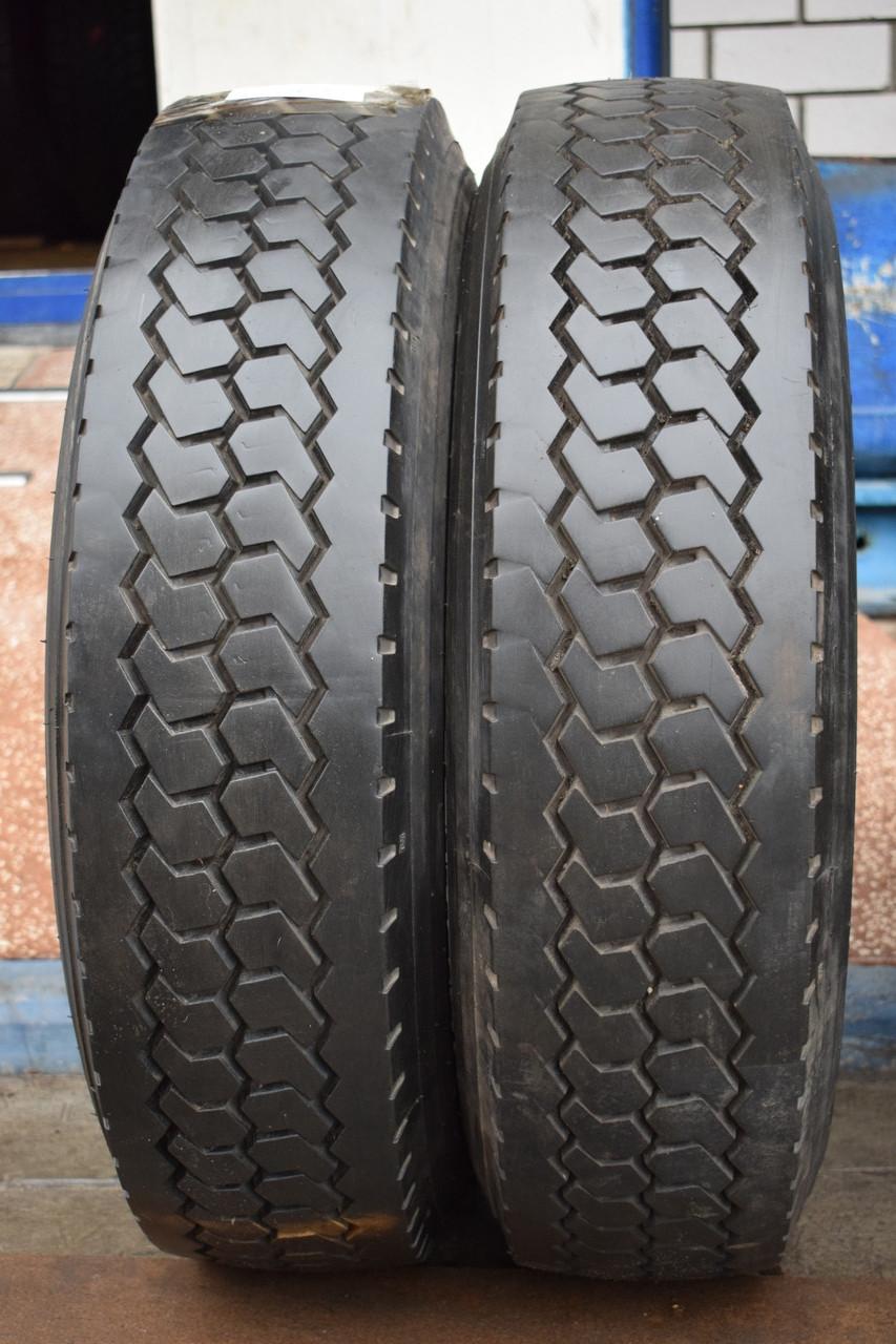 Вантажні шини б/у 215/75 R17.5 LongMarch, ТЯГА, пара