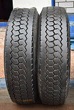Грузовые шины б/у 215/75 R17.5 LongMarch, ТЯГА, пара