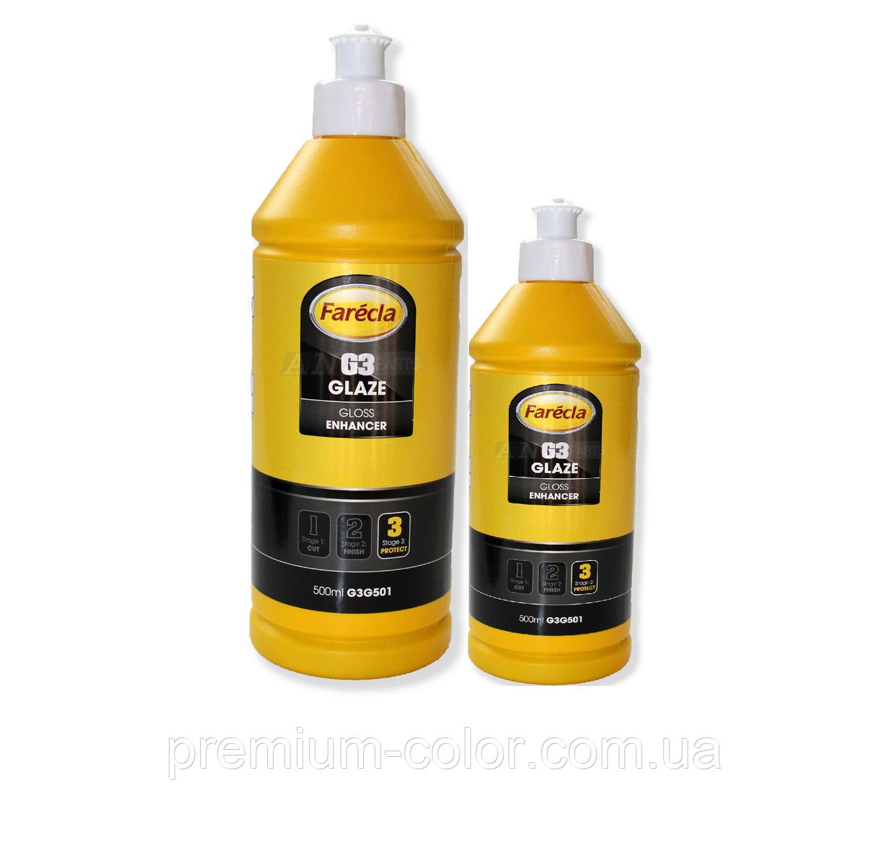 Защитная полироль G3 Glaze Gloss Enhancer №3 (0,5л)
