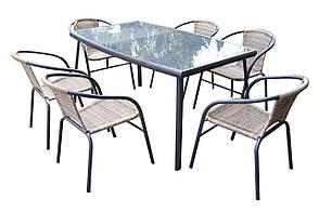 Садові меблі RATAN