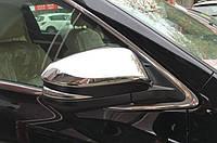 Toyota Highlander хром накладки на зеркала TOYOTA Тойота Highlander XU50 2014