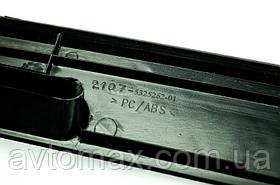 Вставка панелі приладів 2107 (стріла) (Сизрань)