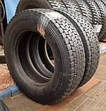 Грузовые шины б/у 215/75 R17.5 Hankook, ТЯГА, пара, фото 2