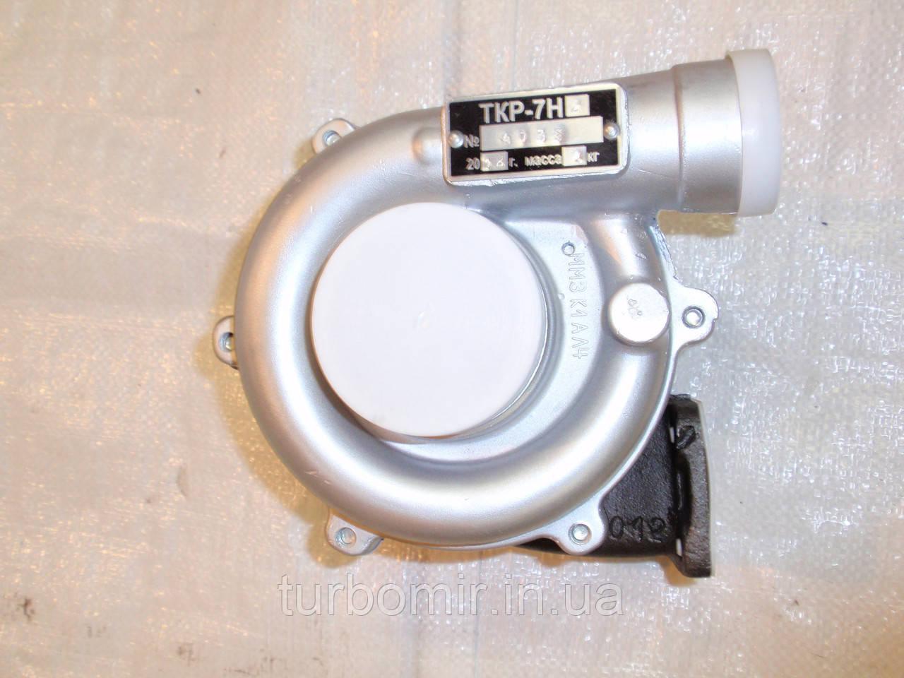 Турбокомпрессор (турбина) ТКР 7H2A ЗИЛ5301,МТЗ-100