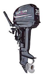 Мотор Parsun T30 BMS (2-х тактный, 30 л.с. короткий дейдвуд, винт 12)
