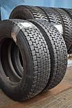 Грузовые шины б/у 215/75 R17.5 Hankook, ТЯГА, пара, фото 3