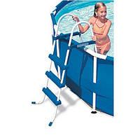 Лестница для бассейнов intex