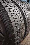 Грузовые шины б/у 215/75 R17.5 Hankook, ТЯГА, пара, фото 4